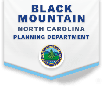 Black Mountain Planning Department Homepage
